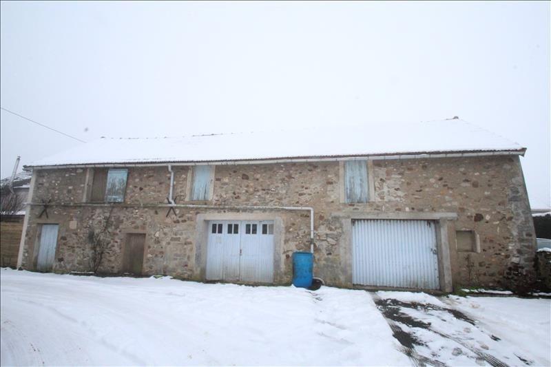Vente maison / villa Nanteuil le haudouin 89000€ - Photo 1