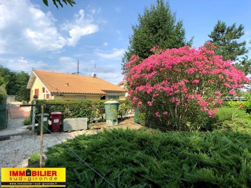 Vente maison / villa Podensac 228000€ - Photo 3