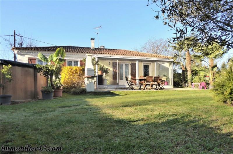 Sale house / villa Castelmoron sur lot 139900€ - Picture 2