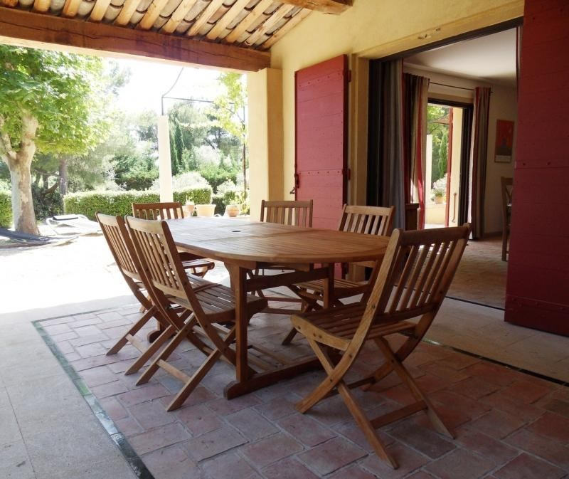 Sale house / villa Eguilles 895 000€ - Picture 5