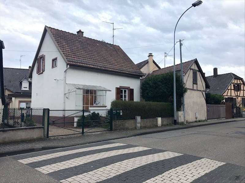 Location maison / villa Strasbourg 1050€ CC - Photo 1