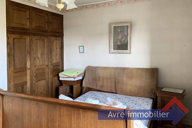 Vente maison / villa Verneuil d'avre et d'iton 128000€ - Photo 5
