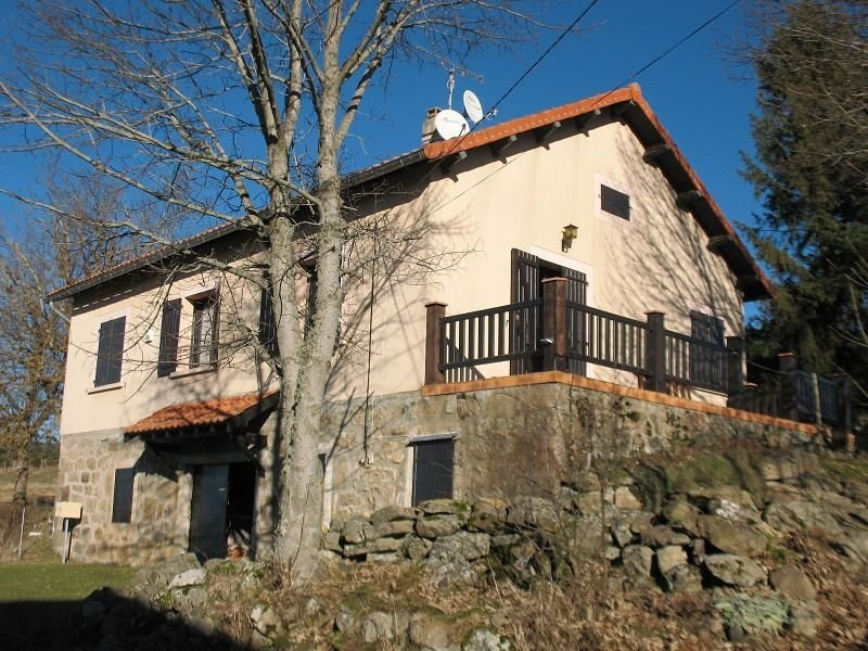 Vente maison / villa Issarles 136500€ - Photo 1