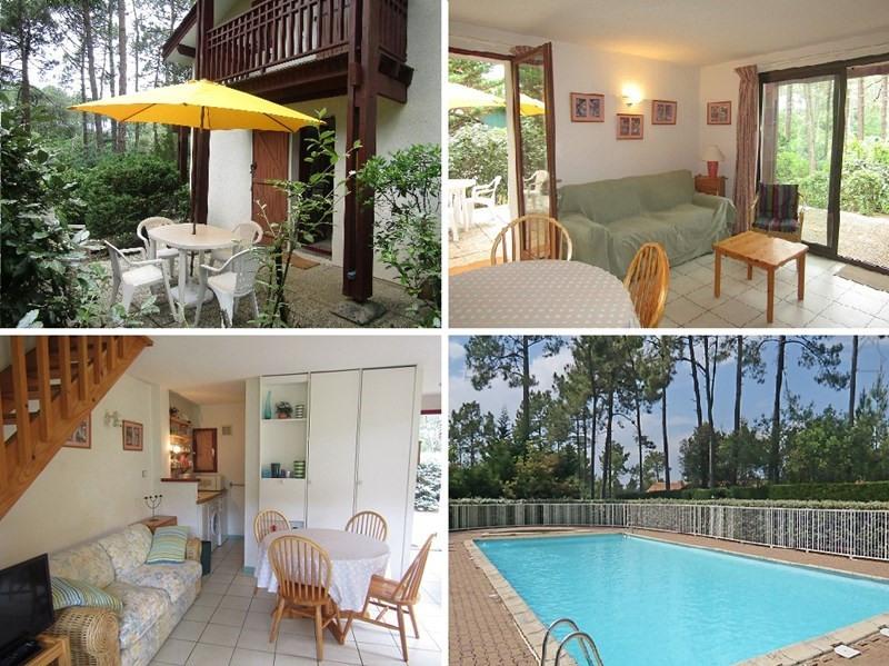Location vacances maison / villa Lacanau-ocean 432€ - Photo 1