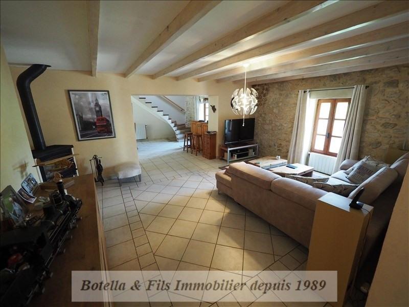 Vente maison / villa Goudargues 250000€ - Photo 4