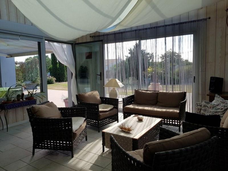 Deluxe sale house / villa Brem sur mer 591000€ - Picture 6
