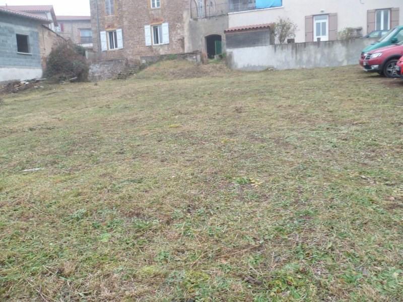 Vente terrain St laurent de chamousset 65000€ - Photo 2