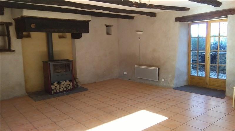 Vente maison / villa Les champs-géraux 139100€ - Photo 2