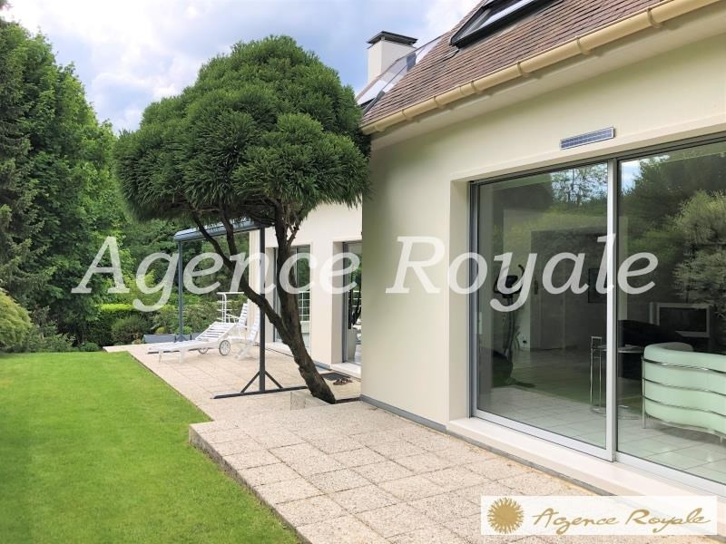 Deluxe sale house / villa Fourqueux 1 350 000€ - Picture 1