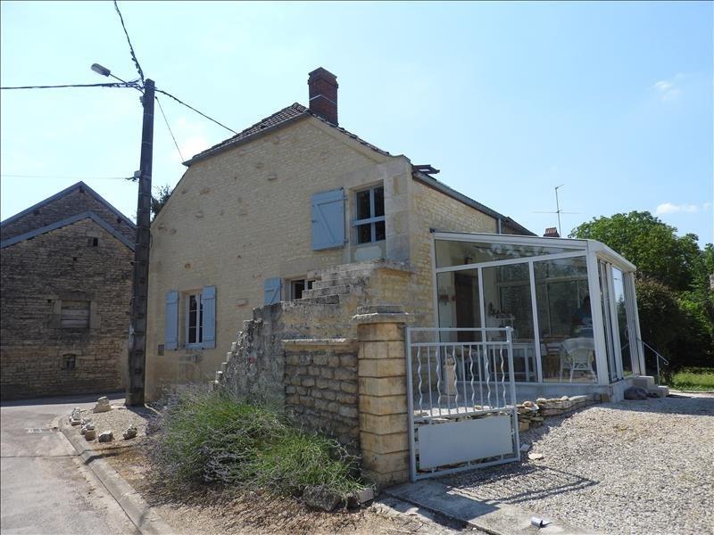 Vente maison / villa Village proche chatillon 72000€ - Photo 1