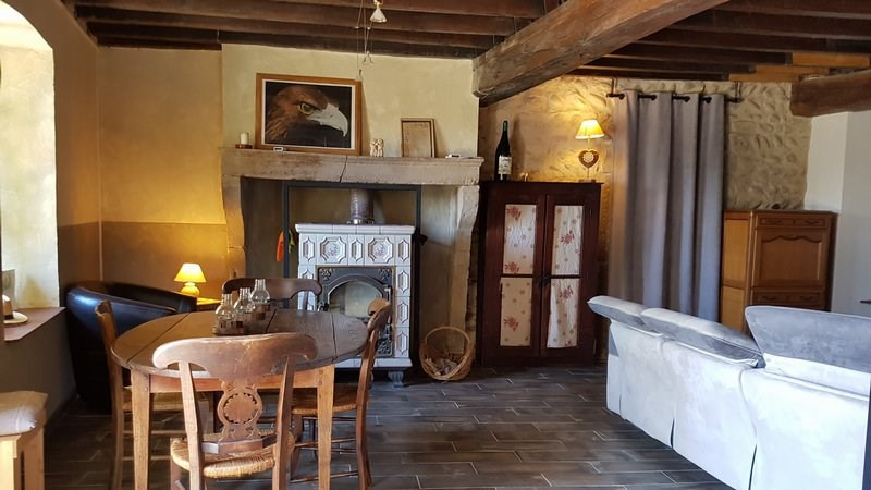 Sale house / villa Chateauneuf de galaure 430000€ - Picture 5