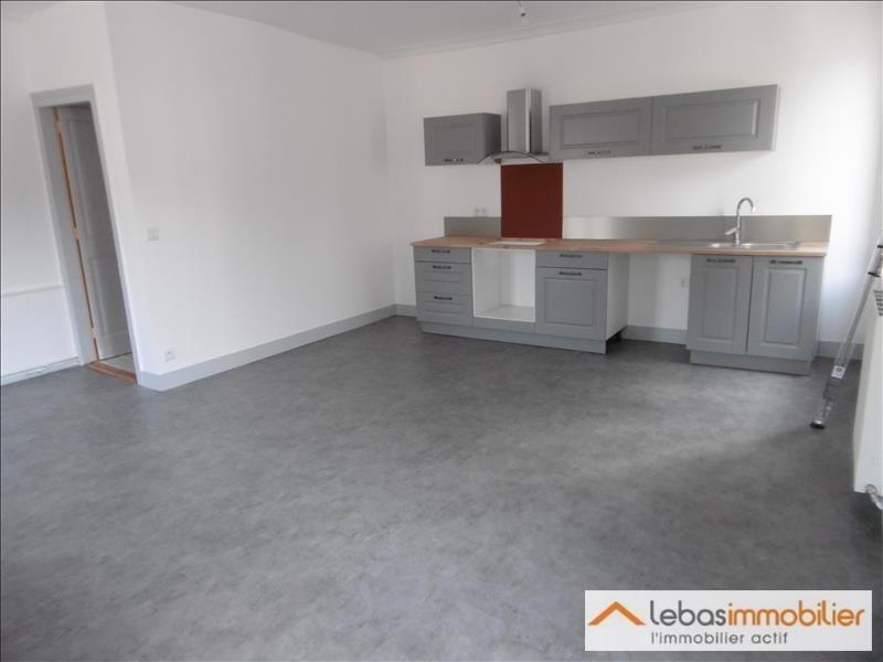 Location appartement Doudeville 528€ CC - Photo 1