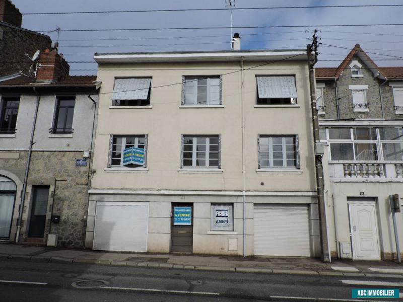 Vente maison / villa Limoges 108000€ - Photo 1