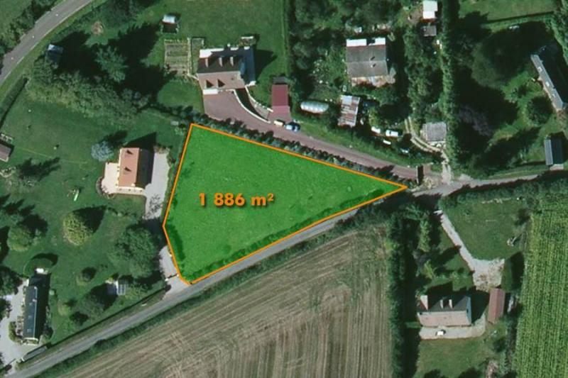 Vente terrain Montreuil-l'argille 15500€ - Photo 1