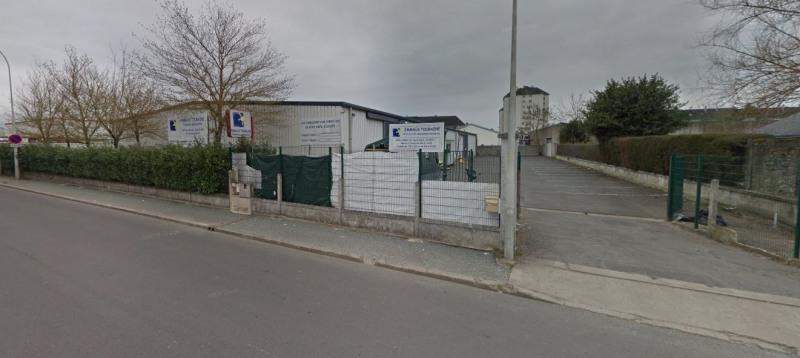Vente bâtiment Tours 540000€ - Photo 1