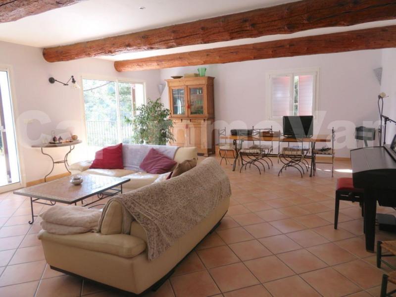 Deluxe sale house / villa Signes 640000€ - Picture 8