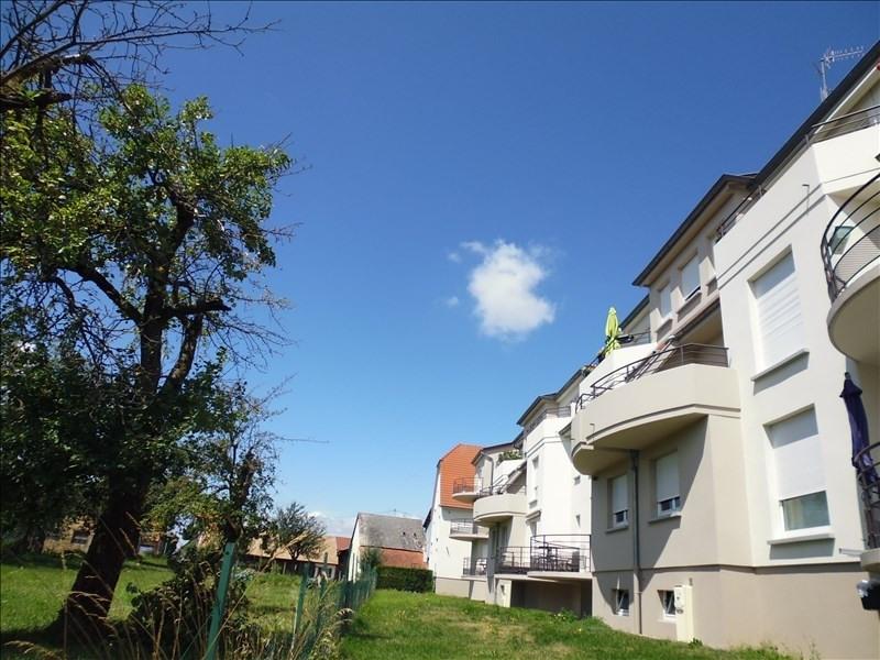 Sale apartment Wintershouse 123000€ - Picture 1