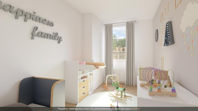 Vendita appartamento Metz 459000€ - Fotografia 4