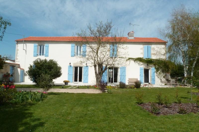 Vente maison / villa Aigrefeuille d'aunis 509250€ - Photo 1