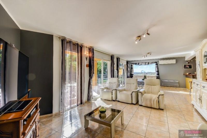 Sale house / villa Villefranche de lauragais 372000€ - Picture 3