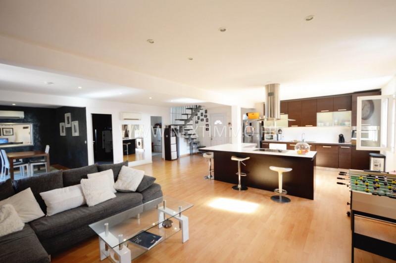 Revenda residencial de prestígio apartamento Menton 650000€ - Fotografia 1