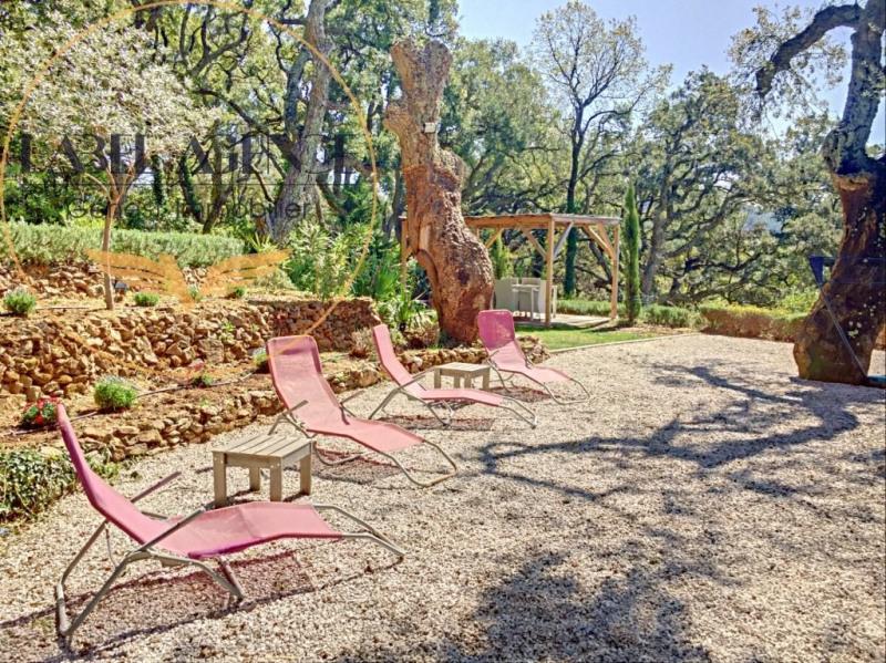 Deluxe sale house / villa La garde freinet 1207500€ - Picture 30