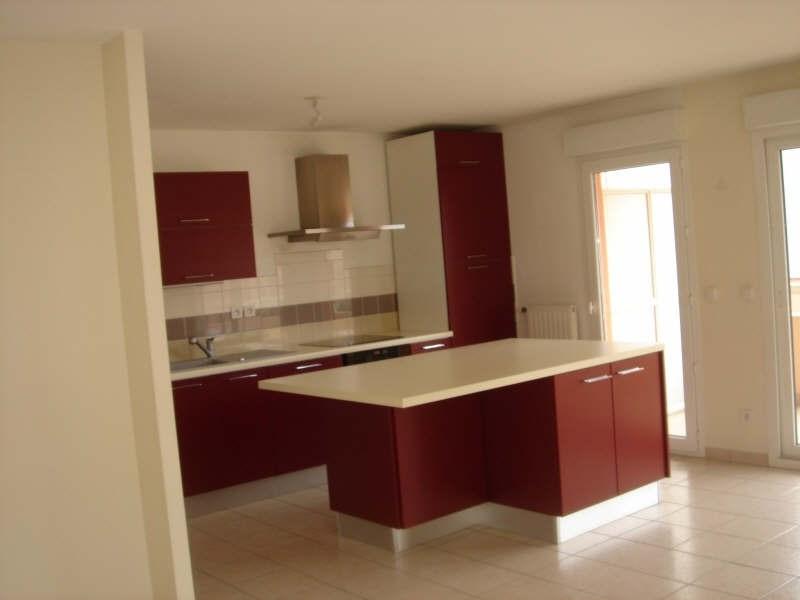 Affitto appartamento Challes les eaux 881€ CC - Fotografia 2