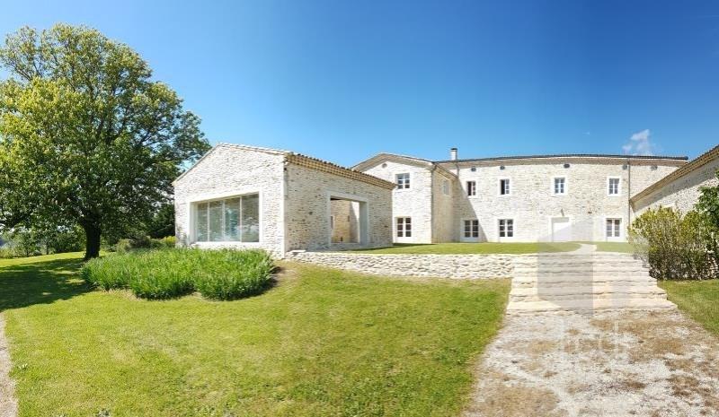 Vente de prestige maison / villa La bâtie-rolland 980000€ - Photo 2