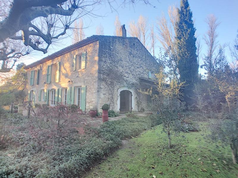 Deluxe sale house / villa Plan d'orgon 850000€ - Picture 2
