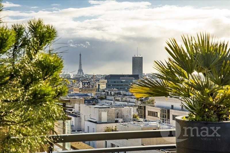 Deluxe sale apartment Levallois perret 1800000€ - Picture 5