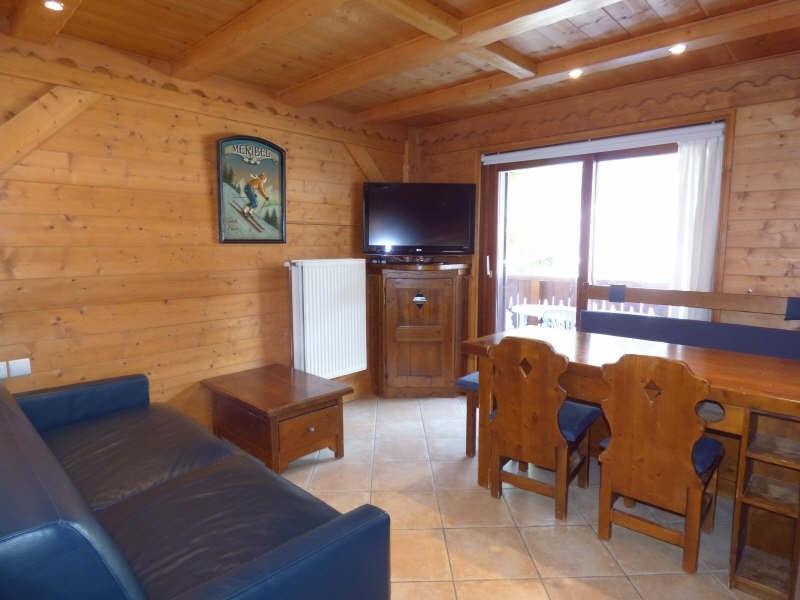 Sale apartment Meribel 380000€ - Picture 1