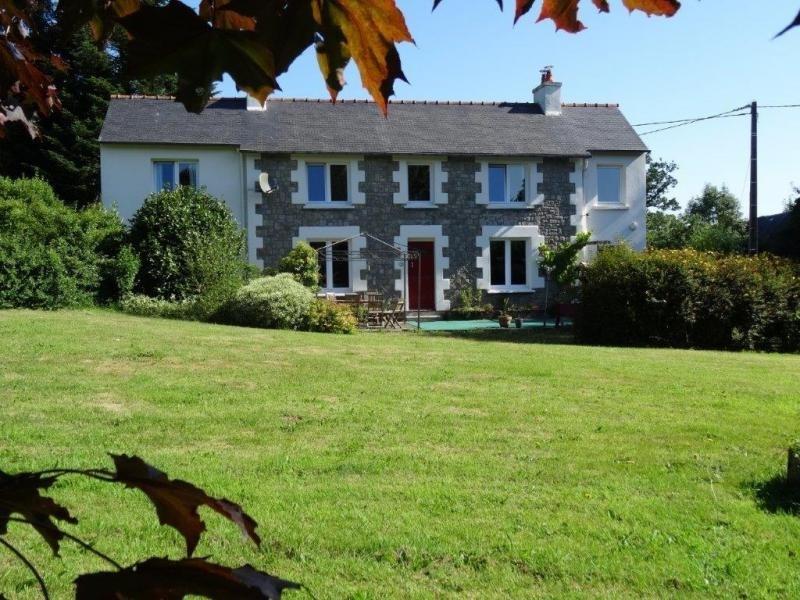 Sale house / villa La chapelle neuve 139100€ - Picture 1