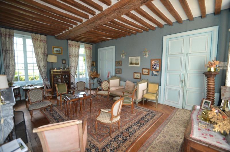 Revenda residencial de prestígio castelo St pierre sur dives 500000€ - Fotografia 13