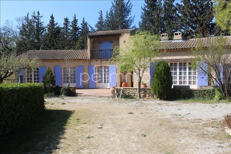 Vente maison / villa Ventabren 545000€ - Photo 1