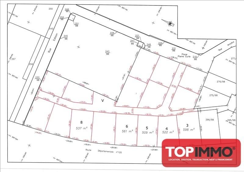 Verkauf grundstück Volgelsheim 78300€ - Fotografie 3