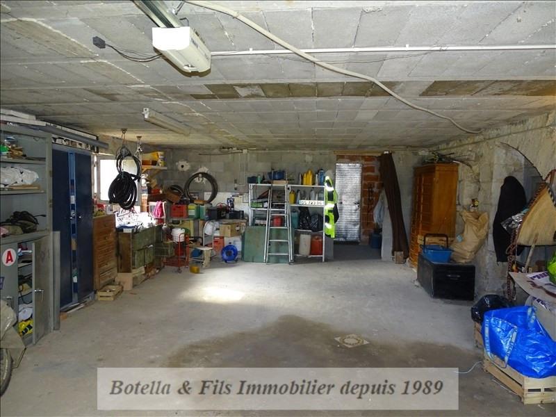 Vente maison / villa Barjac 318000€ - Photo 12