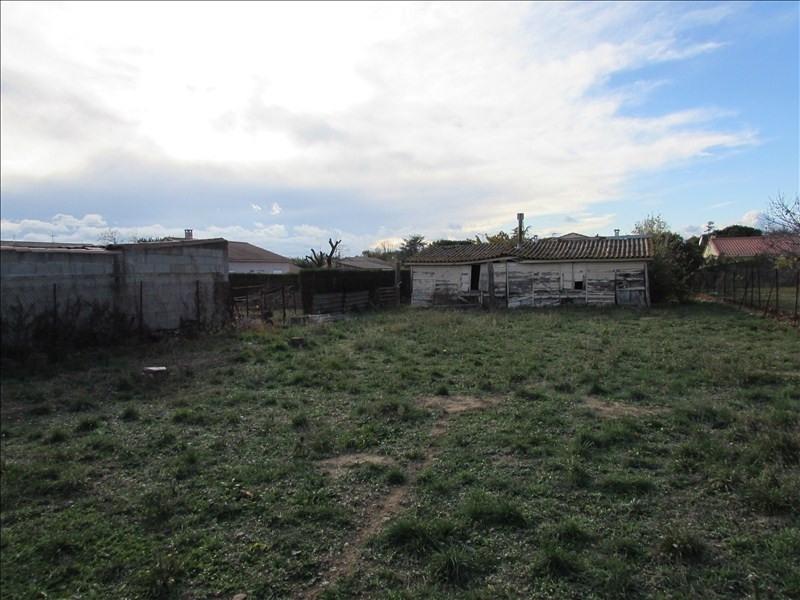 Venta  terreno Lignan sur orb 134000€ - Fotografía 3