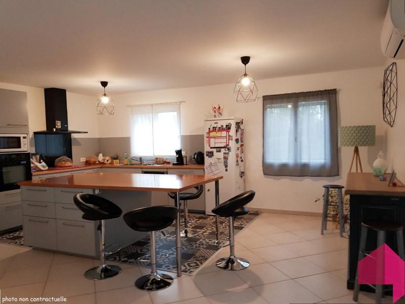 Vente maison / villa Ayguesvives 388500€ - Photo 4