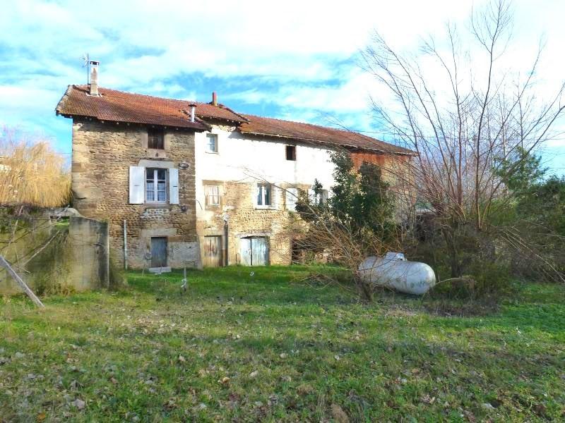 Sale house / villa Chateauneuf de galaure 160000€ - Picture 1
