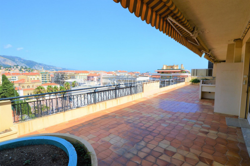 Deluxe sale apartment Menton 900 000€ - Picture 2