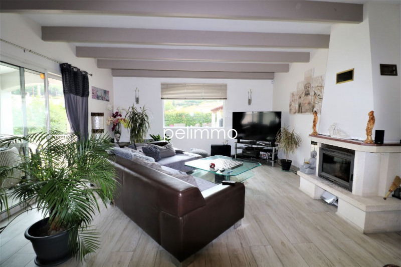 Sale house / villa Saint chamas 525000€ - Picture 1