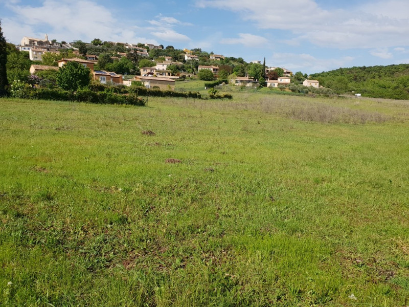 Vente terrain Ginasservis 218 000€ - Photo 1
