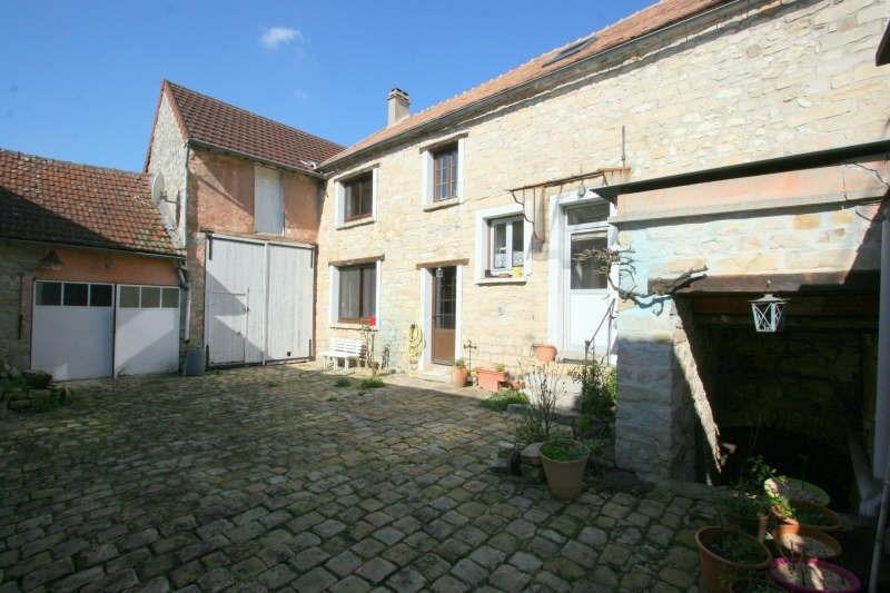 Vente maison / villa Bourron marlotte 314000€ - Photo 1