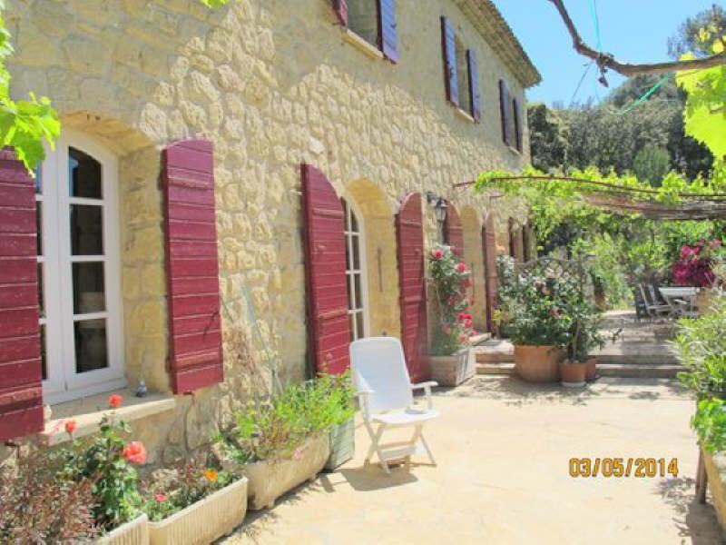 Deluxe sale house / villa Rognes 878000€ - Picture 2