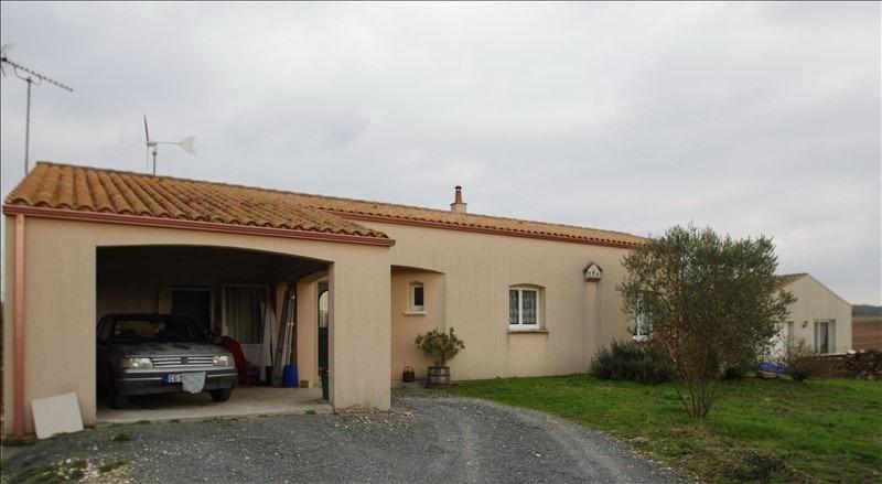 Sale house / villa Bords 169000€ - Picture 10