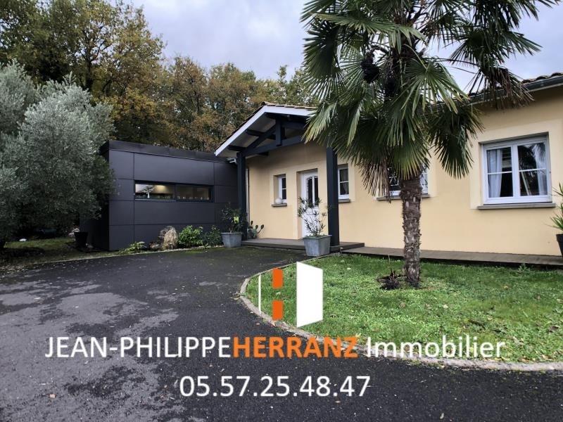 Sale house / villa St quentin de baron 399000€ - Picture 1