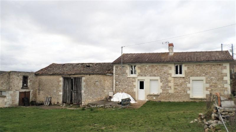 Vente maison / villa Bonneuil matours 128900€ - Photo 7