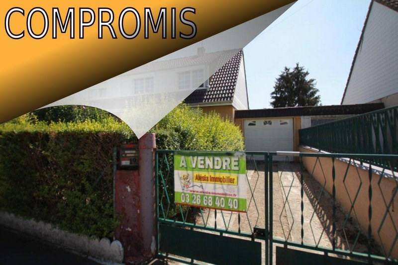 Sale house / villa Châlons-en-champagne 138000€ - Picture 1