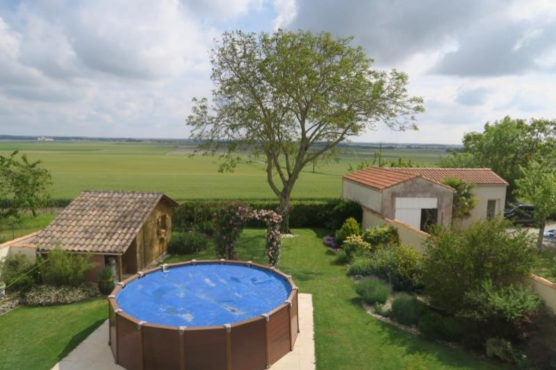 Vente maison / villa Semussac 315 000€ - Photo 2