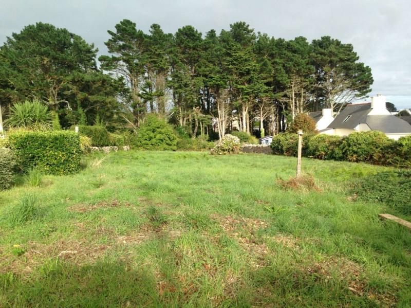 Vente terrain Plouhinec 38500€ - Photo 1